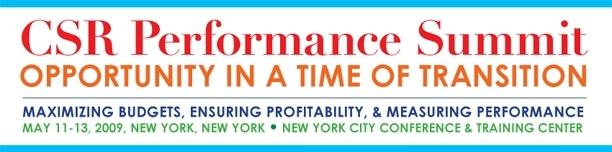 CSR Performance